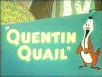 Quentin Quail - Poster / Capa / Cartaz - Oficial 1
