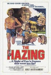 The Hazing - Poster / Capa / Cartaz - Oficial 2