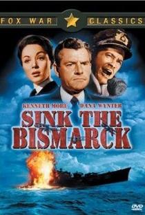 Afundem o Bismarck - Poster / Capa / Cartaz - Oficial 1
