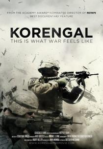 Korengal - Poster / Capa / Cartaz - Oficial 1