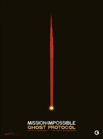 Missão: Impossível - Protocolo Fantasma - Poster / Capa / Cartaz - Oficial 4