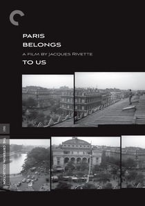 Paris nos Pertence - Poster / Capa / Cartaz - Oficial 2