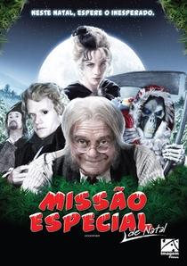 Missão Especial de Natal  - Poster / Capa / Cartaz - Oficial 8