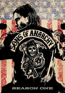 Sons of Anarchy (1ª Temporada) - Poster / Capa / Cartaz - Oficial 1