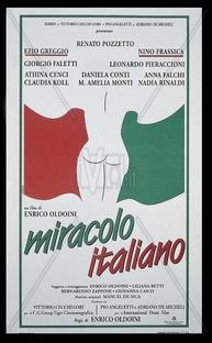 Miracolo italiano - Poster / Capa / Cartaz - Oficial 1