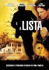 The List - Poster / Capa / Cartaz - Oficial 2