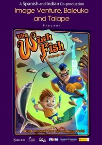 O Peixe dos Desejos - Poster / Capa / Cartaz - Oficial 5