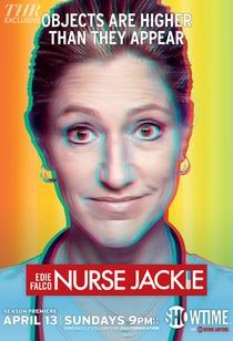 Nurse Jackie (6ª Temporada) - Poster / Capa / Cartaz - Oficial 1