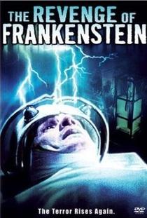 A Vingança de Frankenstein - Poster / Capa / Cartaz - Oficial 2