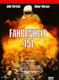 Fahrenheit 451 - Poster / Capa / Cartaz - Oficial 5