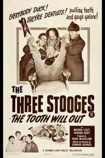 Um Dente e Três Sorridentes - Poster / Capa / Cartaz - Oficial 1
