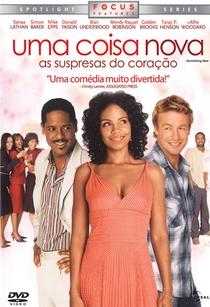 Uma Coisa Nova: As Surpresas do Coração - Poster / Capa / Cartaz - Oficial 2
