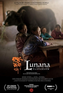 Lunana: A Yak in the Classroom - Poster / Capa / Cartaz - Oficial 1