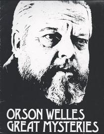 Orson Welles' Great Mysteries (1ª Temporada) - Poster / Capa / Cartaz - Oficial 1