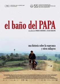 O Banheiro do Papa - Poster / Capa / Cartaz - Oficial 4