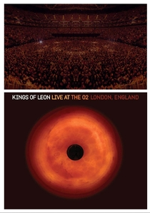 Kings of Leon - Live at the O2 London - Poster / Capa / Cartaz - Oficial 1