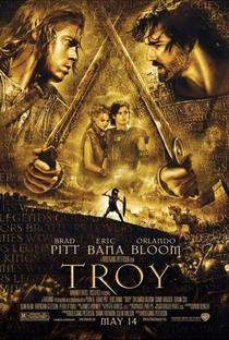 Tróia - Poster / Capa / Cartaz - Oficial 1