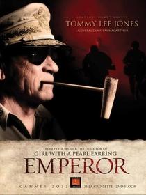 Imperador - Poster / Capa / Cartaz - Oficial 3