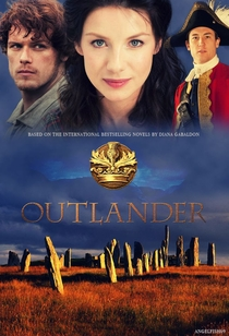 Outlander (1ª Temporada) - Poster / Capa / Cartaz - Oficial 9