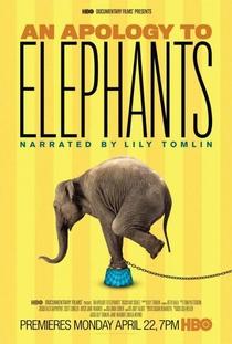 Apologia aos Elefantes - Poster / Capa / Cartaz - Oficial 1