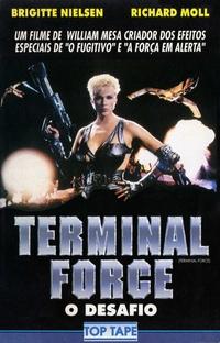 Terminal Force - O Desafio - Poster / Capa / Cartaz - Oficial 1