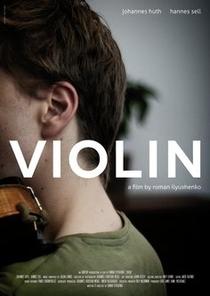 Violin - Poster / Capa / Cartaz - Oficial 1