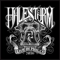 Halestorm - Live in Philly - Poster / Capa / Cartaz - Oficial 1