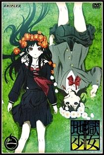 Jigoku Shoujo (3ª Temporada) - Poster / Capa / Cartaz - Oficial 4