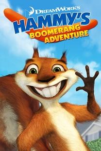 A Aventura de Hammy com o Bumerangue - Poster / Capa / Cartaz - Oficial 1