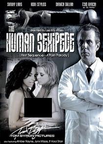 The Human Sexipede - Poster / Capa / Cartaz - Oficial 1