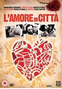 Amores na Cidade  - Poster / Capa / Cartaz - Oficial 1