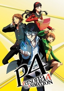 Persona 4: The Animation - Poster / Capa / Cartaz - Oficial 1