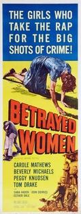 Betrayed Women  - Poster / Capa / Cartaz - Oficial 1