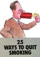 25 Ways To Quit Smoking