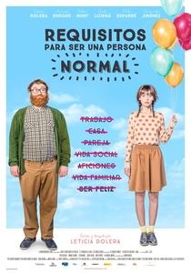 Requisitos Para Ser uma Pessoa Normal - Poster / Capa / Cartaz - Oficial 1