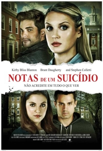The Suicide Note - Poster / Capa / Cartaz - Oficial 2