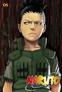 Naruto (5ª Temporada) - Poster / Capa / Cartaz - Oficial 4