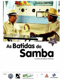 As Batidas do Samba - Poster / Capa / Cartaz - Oficial 1
