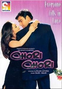 Chori Chori - Poster / Capa / Cartaz - Oficial 2