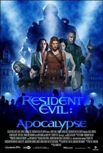 Resident Evil 2: Apocalipse - Poster / Capa / Cartaz - Oficial 4