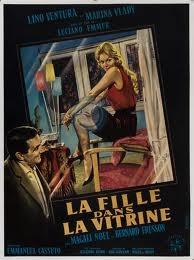 La ragazza in vetrina - Poster / Capa / Cartaz - Oficial 2