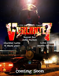 Vigilante 7 - Poster / Capa / Cartaz - Oficial 1