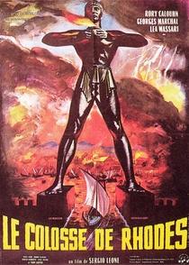 O Colosso de Rodes - Poster / Capa / Cartaz - Oficial 10