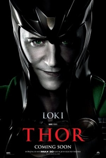 Thor - Poster / Capa / Cartaz - Oficial 9