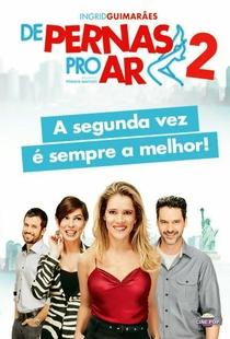 De Pernas pro Ar 2 - Poster / Capa / Cartaz - Oficial 1