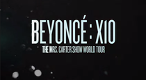 Beyoncé: X10: The Mrs. Carter Show World Tour - Poster / Capa / Cartaz - Oficial 1