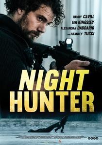 Night Hunter - Poster / Capa / Cartaz - Oficial 5