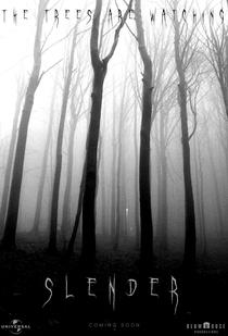 Slender - Poster / Capa / Cartaz - Oficial 4