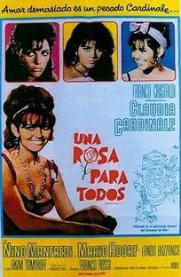 Uma Rosa para Todos - Poster / Capa / Cartaz - Oficial 1