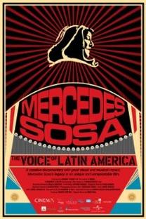 Mercedes Sosa, A Voz da América Latina - Poster / Capa / Cartaz - Oficial 2